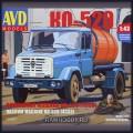 1:43 AVD Models 1256 Вакуумная машина КО-520 (4333)