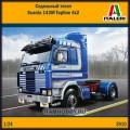 1:24 Italeri 3910 Седельный тягач Scania 143M Topline 4x2