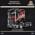 1:24 Italeri 3922 Седельный тягач Scania 164L Topclass