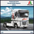 1:24 Italeri 3941 Седельный тягач RenaultAE500Magnum (2001)