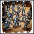 Games Workshop 99120101244 70-53 Start Collecting! Primaris Space Wolves