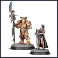 Games Workshop   99120108031   BL-02 Talons of the Emperor Valerian and Aleya