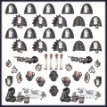 Games Workshop   99070101042   48-57 Iron Hands Primaris Upgrades and Transfers