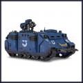 Games Workshop 99120101227 48-21 Space Marines Razorback