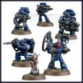 Games Workshop 99120101231 48-15 Space Marines Devastator Squad