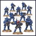 Games Workshop 99120101263 48-97 Space Marines Primaris Infiltrators / Primaris Incursors