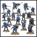 Games Workshop   99120101265   70-42 Start Collecting! Vanguard Space Marines