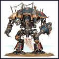 Games Workshop 99120102105 43-66 Chaos Knights Knight Desecrator