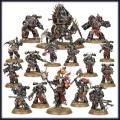 Games Workshop   99120102108   70-40 Start Collecting! Chaos Space Marines