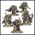Games Workshop 99120102074 43-51 Death Guard Blightlord Terminators