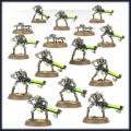 Games Workshop 99120110034 49-06 Necrons Warriors With Canoptek Scarabs