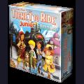Hobby World 1867 Настольная игра Ticket to Ride Junior: Европа