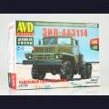 1:43 AVD Models 1462 ЗИЛ-443114 седельный тягач