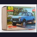1:43 AVD Models 1492 ВАЗ-2329