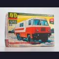 1:43 AVD Models 1495 Подъемник каротажный ПК-С (255)