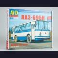 1:43 AVD Models 4029 ЛАЗ-695Н