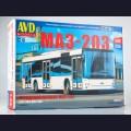 1:43 AVD Models 4045 МАЗ-203