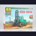 1:43 AVD Models 8010 Погрузчик ЛЗА-4045