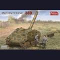 1:35  Amusing Hobby  35A009 Sturmmorser 38D 28cm