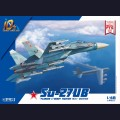 1:48   Great Wall Hobby   L4827 Российский самолет Су-27УБ