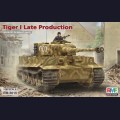 1:35   Rye Field Model   RM-5015   Sd.Kfz. 181 Pz.kpfw.VI Ausf. E Tiger I Late Production