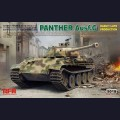 1:35   Rye Field Model   RM-5018   Panther Ausf.G Early/Late