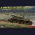 1:35   Rye Field Model   RM-5040   T-34/85 Model 1944 No.174 Factory