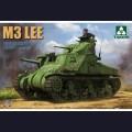1:35 Takom 2085 US Medium Tank M3 Lee