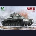1:35 Takom 2112 Soviet Heavy Tank SMK