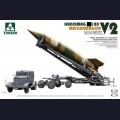 1:72 Takom 5001 WWII German V-2 Rocket Transporter/Erector