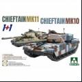 1:72 Takom 5006 Chieftain MK 10 & Chieftain MK 11