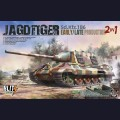 1:35   Takom   8001   Jagdtiger Sd.Kfz.186 Early  Late Production, 2 in 1