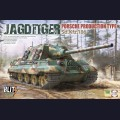 1:35   Takom   8003   Jagdtiger Sd.Kfz. 186  Porsche Production type