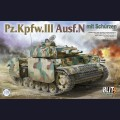 1:35 Takom 8005 Танк Pz.Kpfw.III Ausf.N