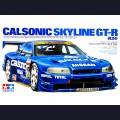 1:24  Tamiya  24219 Calsonic  GT-R (R34)