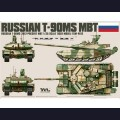 1:35   Tiger Model   4612   Russian T-90MS MBT