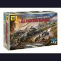 Zvezda 6236 Военно-историческая настольная игра  Великая Отечественная, Берлинская операция  Сражение за Зееловские высоты