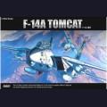 1:72 Academy 12471 Американский истребитель 4-го поколения 12471 F-14A TOMCAT