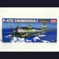 1:72 Academy 12474 Американский истребитель  P-47D Thunderbolt