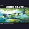 1:72 Academy 12484 Британский истребитель  SPITFIRE MK XIVC