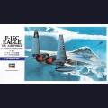 1:72 Hasegawa 00543  Американский истребитель McDonnell Douglas F-15C Eagle