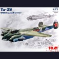 1:72 ICM 72031  Советский фронтовой бомбардировщик Ту-2