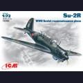 1:72 ICM 72082  Советский самолёт-разведчик Су-2Р