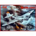 1:72 ICM 72162  Советский фронтовой бомбардировщик СБ-2М-100А