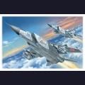 1:72 ICM 72171  Советский истребитель-перехватчик МиГ-25ПД