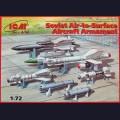 1:72  ICM  72213 Советское авиавооружение