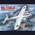 1:72 ICM 72304 Немецкий бомбардировщик Dornier Do.17Z-2