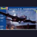 1:72 Revell 04295 Британский тяжёлый бомбардировщик Avro Lancaster B Mk.III