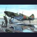 1:72 Roden 038  Советский истребитель ЛаГГ-3 (35-ой серии)