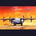 1:72 Roden 042   Советский военно-транспортный самолёт Ан-12БК